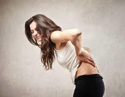 lower back pain in women